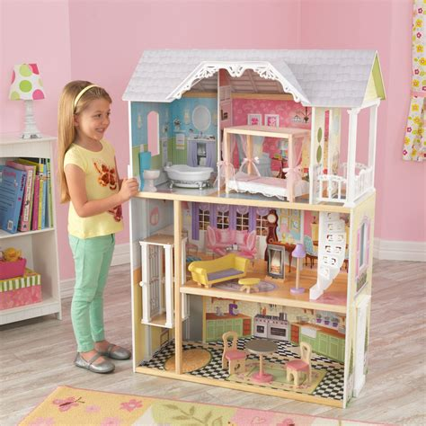 doll house love kidkraft kayla dollhouse review we absolutely love it