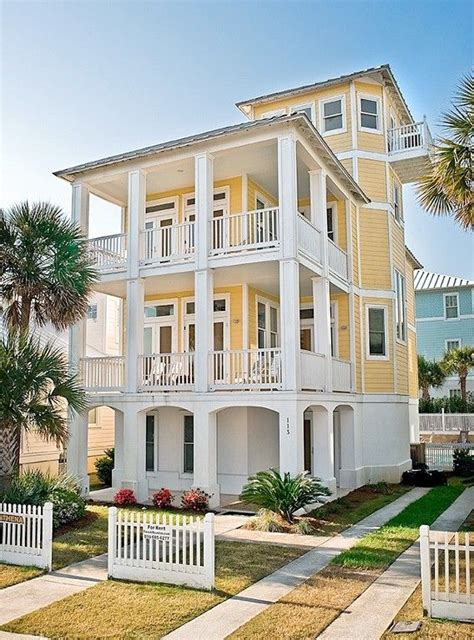 best 25 destin house rentals ideas on