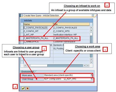 query layout design sap sap ad hoc query tutorial s ph0 48000513