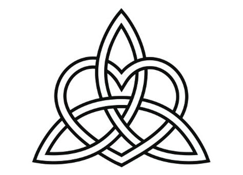 celtic heart tattoo designs