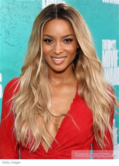 Ciara New Hairstyle by Pictures Ciara Ciara S New Hair Color