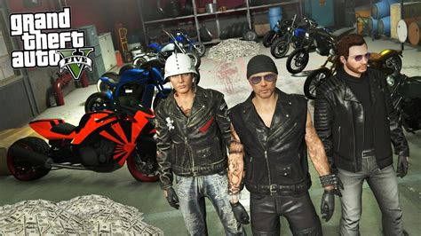 Gang Auto by Gta 5 Biker Gang Life 1 Starting A Biker Gang Gta 5