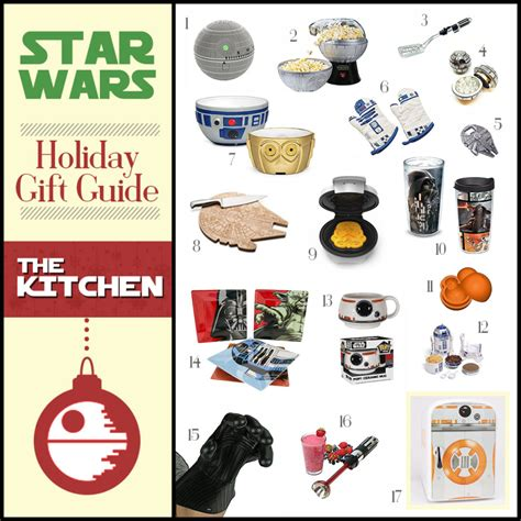 star wars holiday gift guide strikes back heather lopez