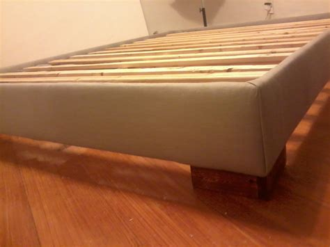 make a bed frame mission style bed frame plans free free woodworking pdf