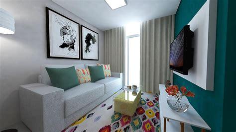 decorar sala estar pequena dicas de como decorar uma sala pequena andreza goulart