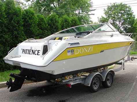 donzi boats ebay donzi ragazza 23 1988 for sale for 1 boats from usa