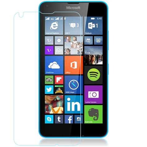 anti virus security microsoft lumia 535 0 26mm screen protection tempered glass glass film for