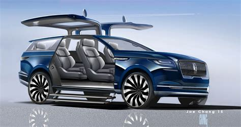 lincoln concept cars lincoln navigator concept a quot spectacular teaser quot