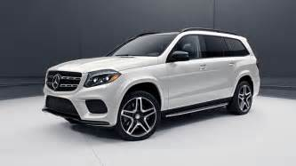 Mercedes 550 Suv 2017 Gls550 4matic Suv Mercedes Packages Accessories