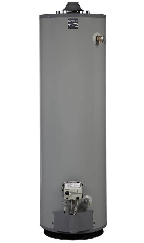 Water Heater Pakai Gas kenmore 57941 40 gal 9 year gas water heater