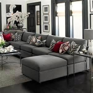 wohnzimmer kissen deko kissen wohnzimmer wohnzimmer grau braun elegantes