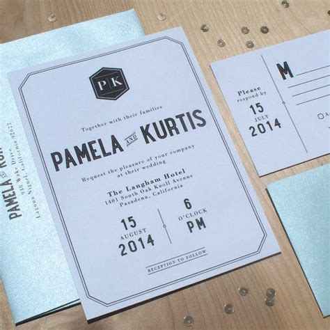 Modern Invitations Wedding by Discover And Save Creative Ideas