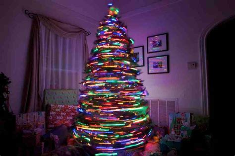 tree hacks 15 diy christmas tree ideas to try this year