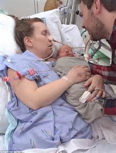 coughing after c section new zealand mother gave birth in a coma after developing
