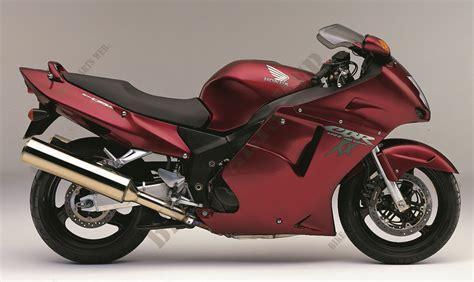 Cbr1100xxv Sc35a Honda Motorcycle Cbr 1100 Super Blackbird