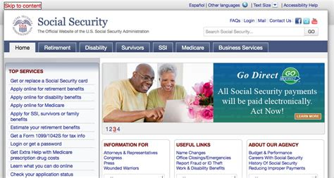 best web portals exles of accessible web terrill thompson