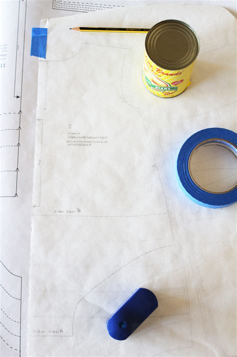 pattern tracing freezer paper how to preserve a pattern freezer paper blog oliver s