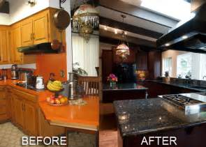 70s house remodel before and after kitchen renovation remodeling experts victoria bc