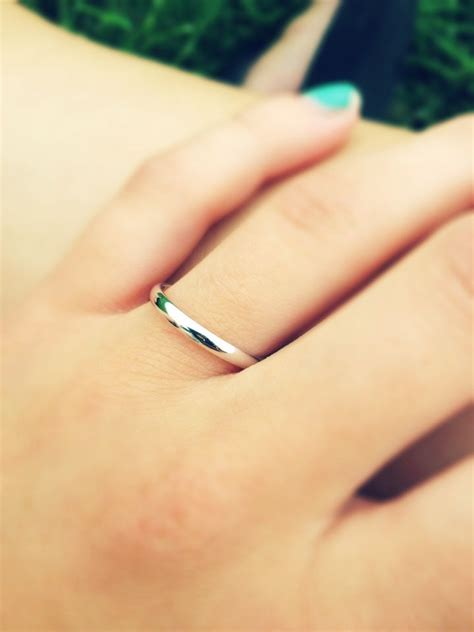 25 best ideas about simple purity ring on