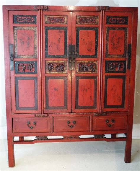 armoire chinoise ancienne armoire chinoise ancienne laquee galerie tao