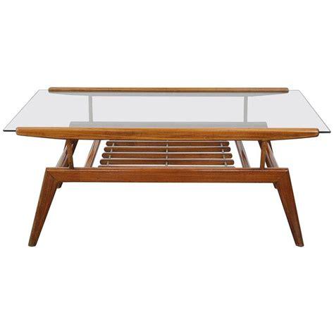 Italian Style Coffee Table Italian Mid Century Gio Ponti Style Coffee Table For Sale At 1stdibs