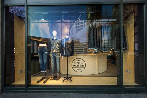 berliner shops step inside the renovated levi s berlin store
