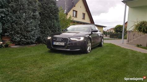 Audi A6 C7 2 0 Tfsi by Audi A6 C7 S Line Tfsi Opole Sprzedajemy Pl