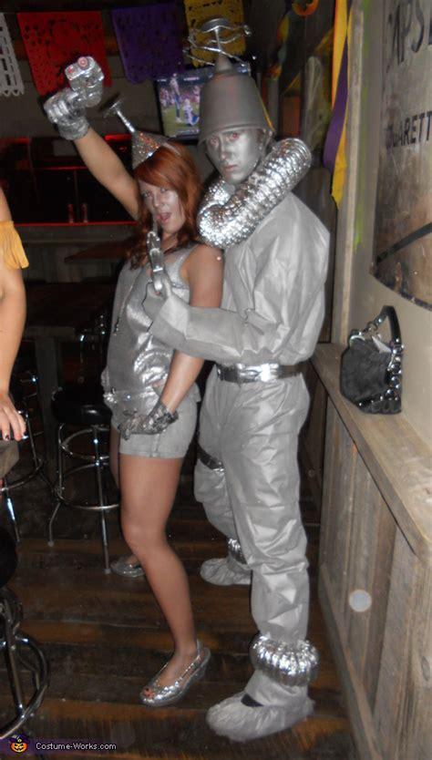 galaxy girl  galaxy guy costume idea  couples easy