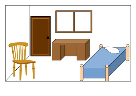 My Bedroom Clipart Bedroom Furniture Cliparts Co