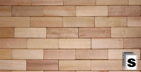 Wooden Bricks wall of wooden bricks by stockfactory videohive
