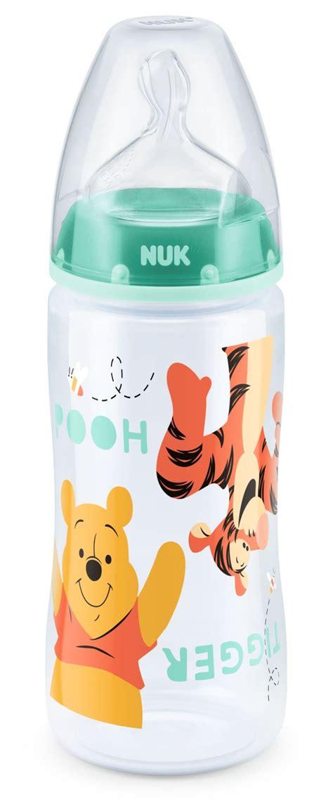 Kiddy Botol Disney 250 Ml Winnie The Pooh nuk choice plus disney winnie the pooh baby bottle