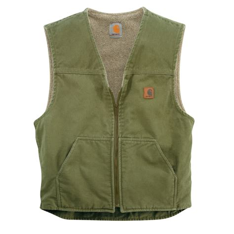 carhartt rugged vest carhartt sandstone rugged vest for 2171k