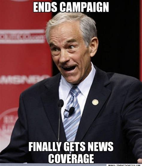Ron Paul Meme - ron paul meme us political humor pinterest sad