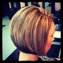 bob with highlights and lowlights short hairstyle 2013