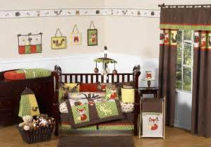 Forest Animal Crib Bedding Pin By Barbara Mccain On Baby