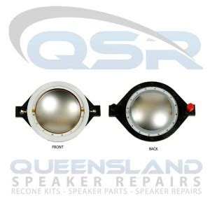 Speaker Component Komponen Rcf N850 rcf diaphragms archives 183 queensland speaker repairs