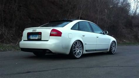 Audi A6 Auspuff by Vinnys C5 A6 Exhaust