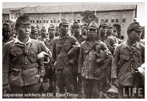 Indonesia In Japanese east timor genocide of a nation