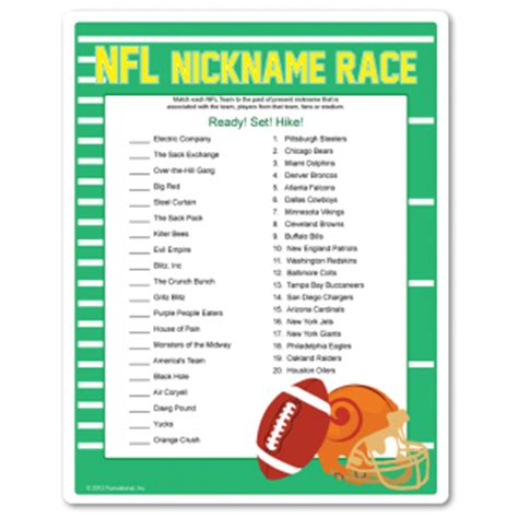 football trivia quiz 10 football party games everyday parties