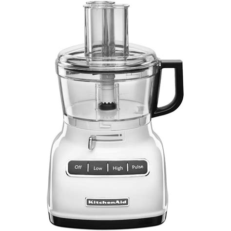 Kitchenaid Food Processor Blades How To Use Kitchenaid Exactslice Food Processor Kfp0722wh The Home