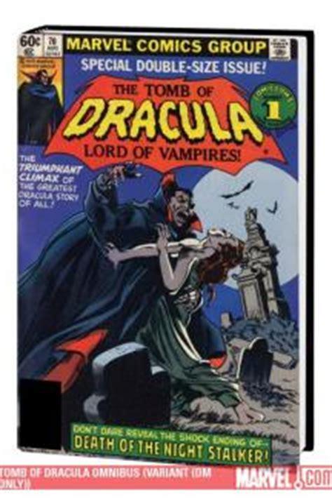 Books Of Blood Omnibus 2 Volumes 4 6 of dracula omnibus vol 2 variant dm only hardcover comic books comics marvel