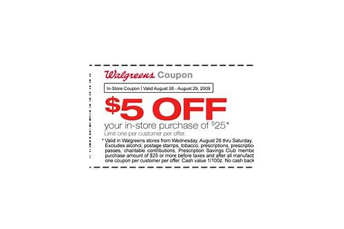 walgreens in store photo print coupons