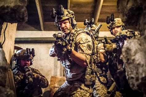 Seal Teap former navy seal reviews new cbs drama seal team sofrep