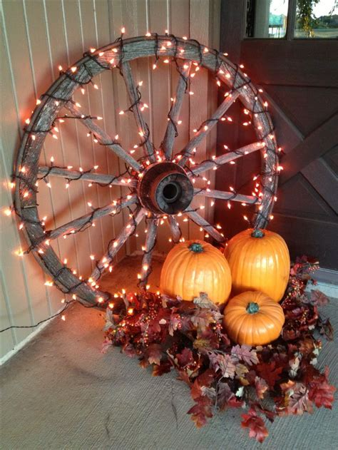 fall and harvest decorations best 25 outdoor fall decorations ideas on