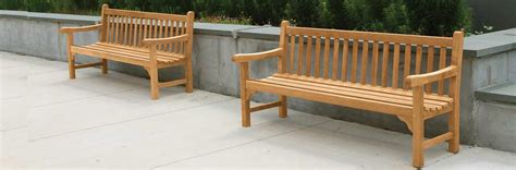 country casual benches commercial benches large benches teak country casual