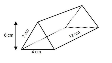 How To Make A Triangular Prism Out Of Paper - how to work out the surface area of a triangular prism