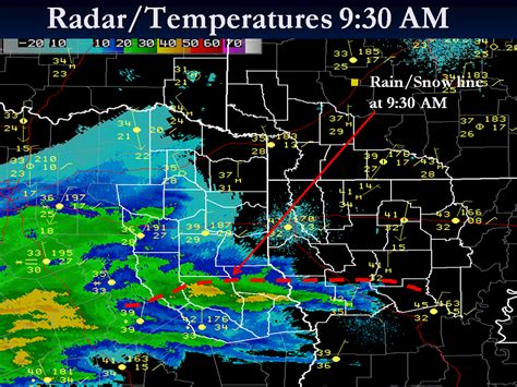 east texas weather map february 23 2010 winter weather across east texas