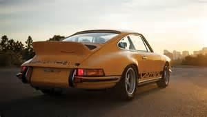 Porsche Carerra Rs 1973 Porsche 911 Rs 2 7 Touring