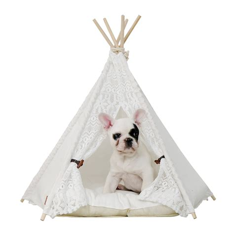 teepee dog house dog teepee tent all pet cages