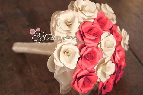 bouquet fiori di carta bouquet con fiori di carta ecco i pi 249 belli e originali